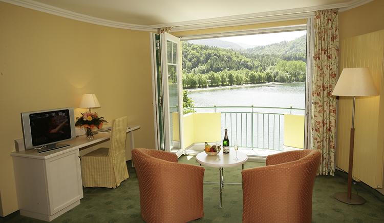 Seerose Suite (© Hotel Seerose)