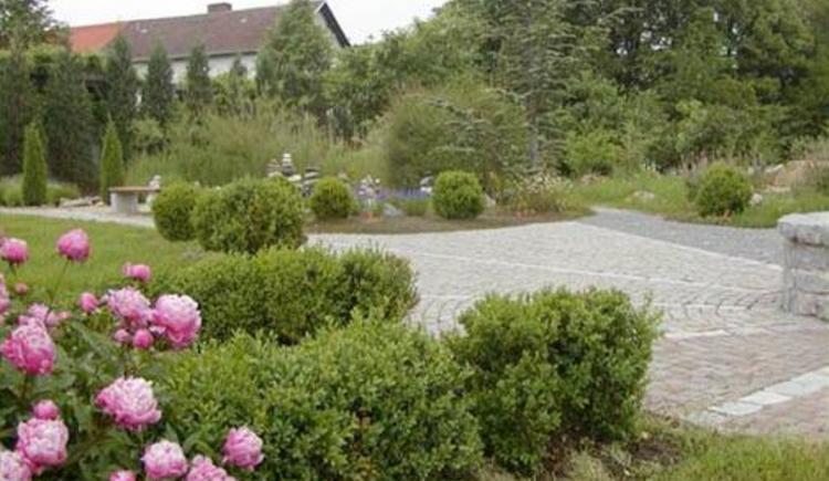 Greisinghof Garten (© Bildungshaus Greisinghof)