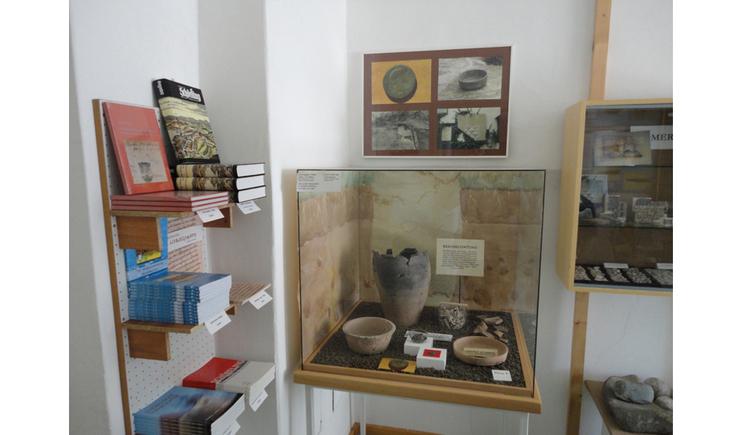 Heimathaus Schoerfling - Ausstellungsstücke (© Gabriela Hilz)