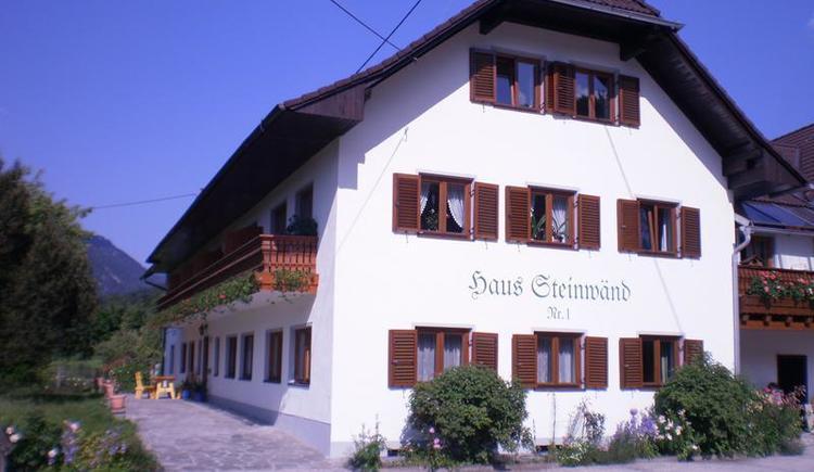 Haus Steinwänd Sommer (© sieberer)