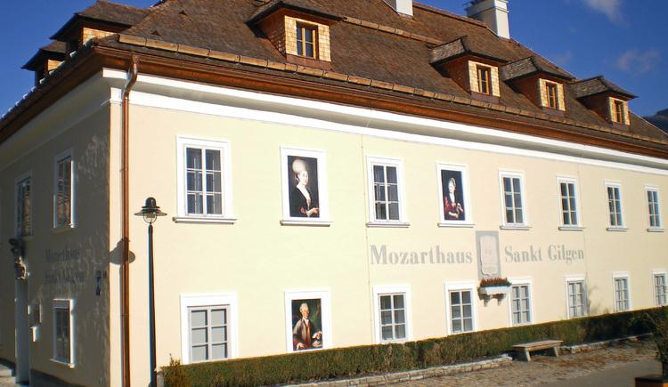 Museum Mozart Gedenkstätte in St. Gilgen