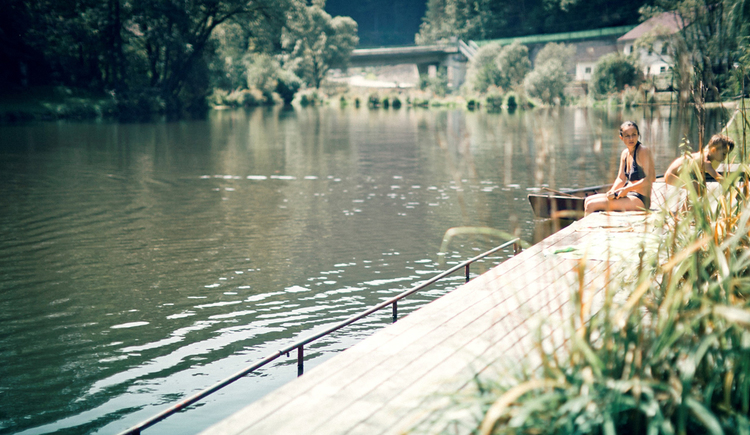 Sommer an der Großen Mühl (© Fotos: Andreas Balon)