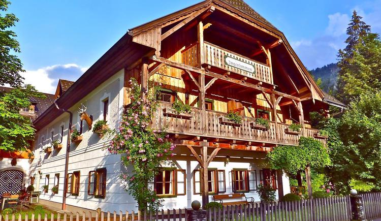 Haus Sommer (© Andrea Bergbaur)