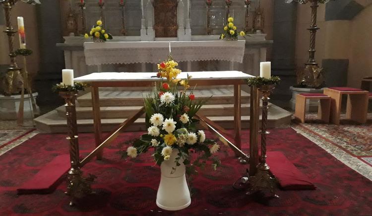 In der Pfarrkirche (© Privat)