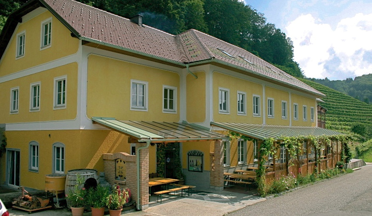 Gästehaus Kraus (© Weinbau Haselgraben)