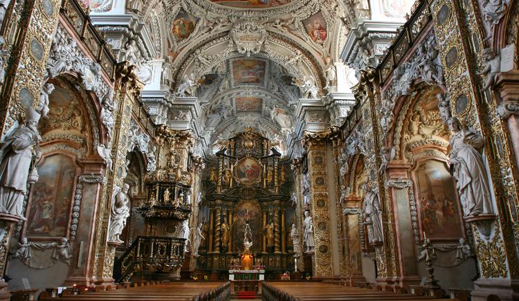 Stiftskirche Schlierbach (© Foto: OÖ Tourismus, Röbl)