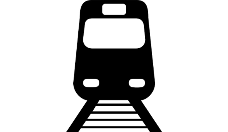 pictogram railway station