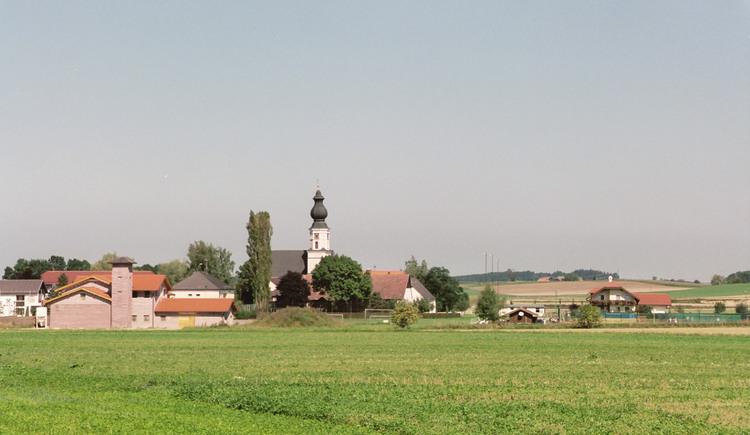 Feldkirchen bei Mattighofen Ortsaufnahme