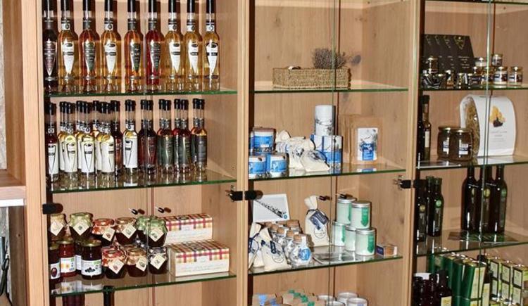 Hotel Shop-Kroatische Produkte
