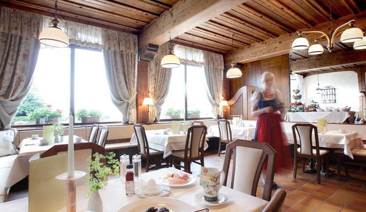 Frühstücksraum (© Kräuter- und Wanderhotel Bärnsteinhof)