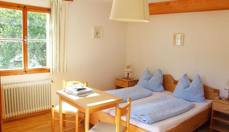 Doppelzimmer 2 (© Haus Annerl)