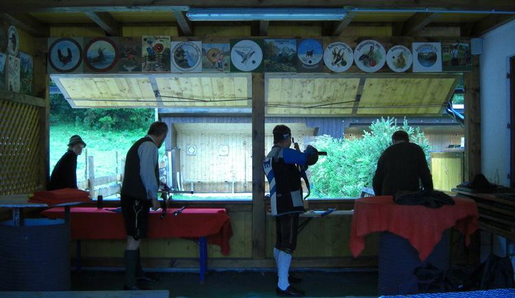In der Ferienregion gibt es zahlreiche Armbrustschützen Vereine. (© Grill Elisabeth)