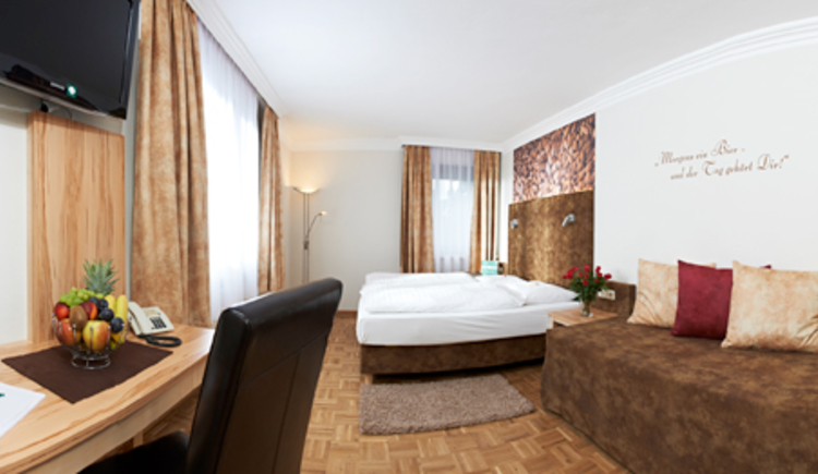 Doppelzimmer Premium, Gasthof Riedberg