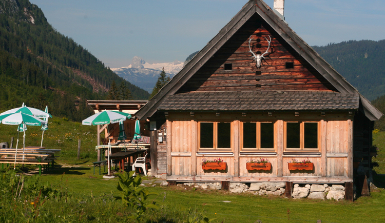 Hechlhütte Gnanitzalm