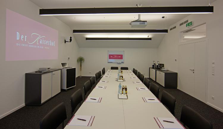 neuer Seminarbereich im Hotel Kaiserhof in Ried
