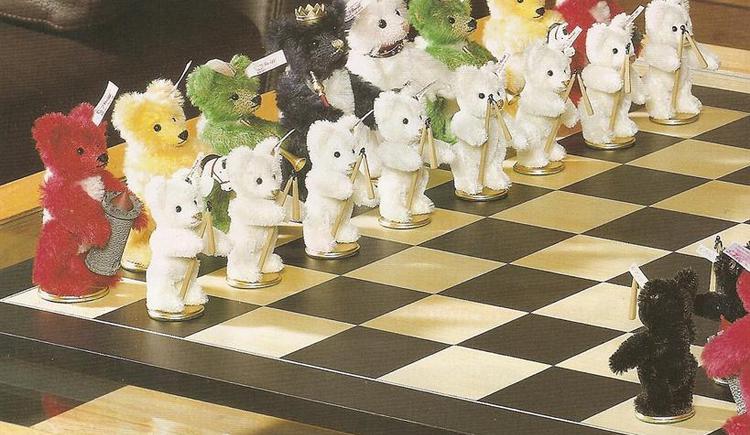 Schach Bären (© MTV Ferienregion Traunsee)