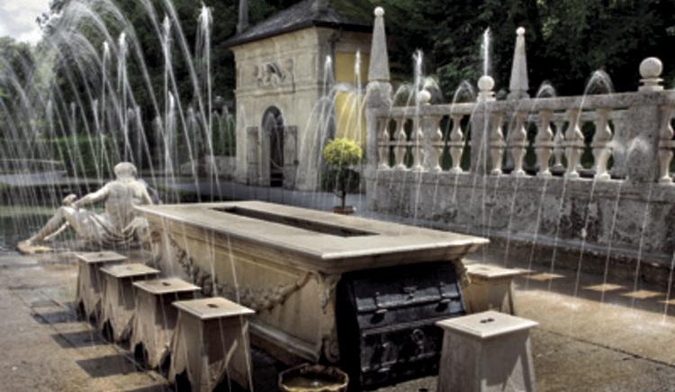 Schloss Hellbrunn - Wasserspiele