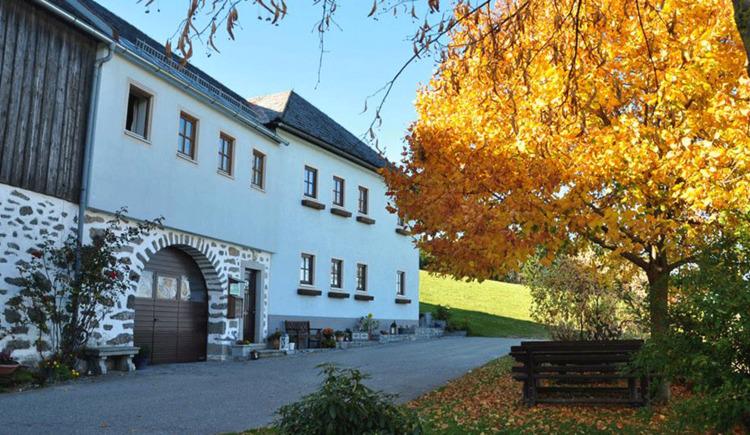 Bauernhof Herbst