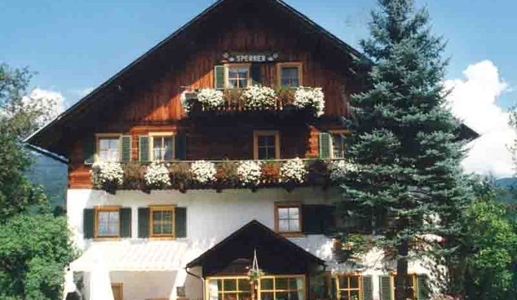 Sperrerhof in Bad Goisern