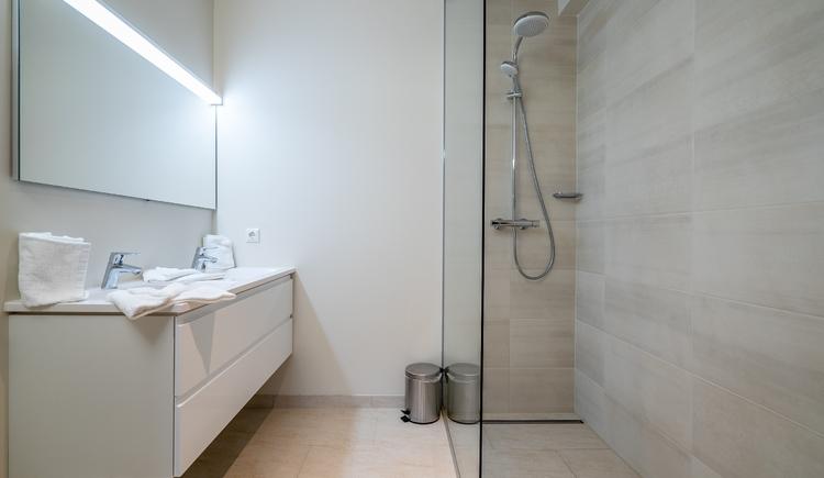 Badezimmer einer Wohnung