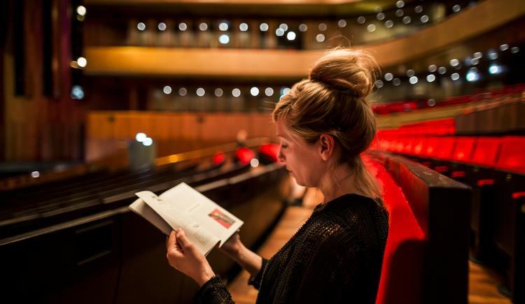 Musiktheater Linz innen (© Oberösterreich Tourismus_Susanne Einzenberger)