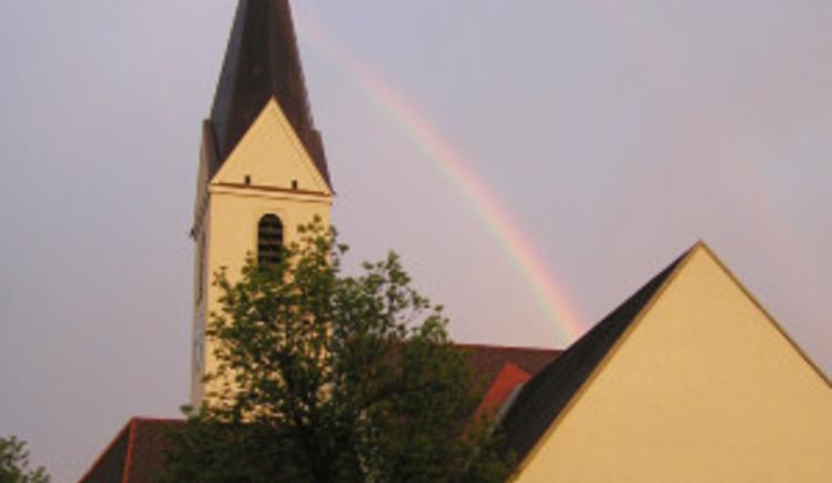 Knittelfeld, Pfarrkirche (© Verein BENEDIKT BE-WEG-T)