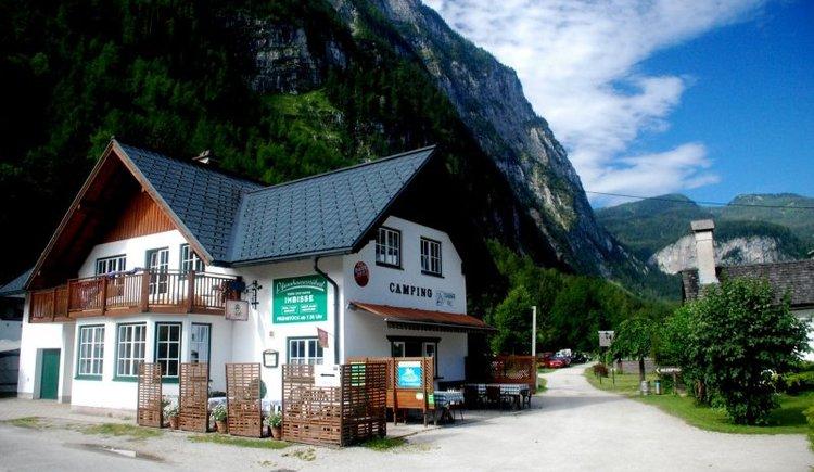 Der Campingplatz Klausner-Höll befindet sich Ortsteil Lahn. (© Camping Klausner-Höll)