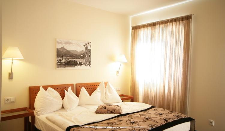 Jedes Zimmer ist ein Unikat. (© Romantik Hotel Im Weissen Rössl)