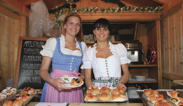 Traditionally and Culinary here at Lake Wolfgangsee (© WTG)