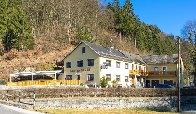 Gasthof Zum Stillen Tal (© Bruno Brandstetter)