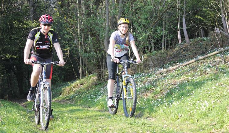 Biker. (© TV Ferienregion Attergau)