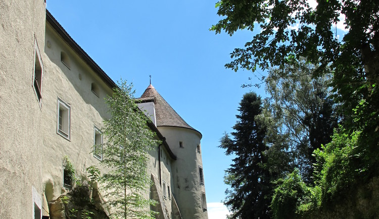 Schloss Weinberg, Burggraben
