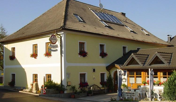 Wirt auf da Hoad (© Tourismusverband Königswiesen)