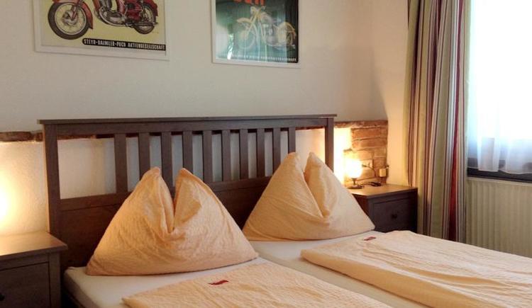 Gasthof zur Haltestelle, Stadler Zimmer. (© Stadler Erika)