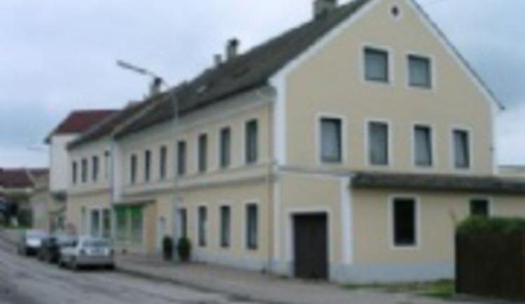 Außenansicht Gasthaus Wurdinger