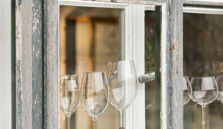formfrei mundgeblasen gläser, thom feichtner aschach a.d.donau. (© ®WGD Donau Oberoesterreich Tourismus GmbH-Peter Podpera)