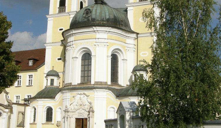 Klosterkirche von Metten. (© Hans Wieser)