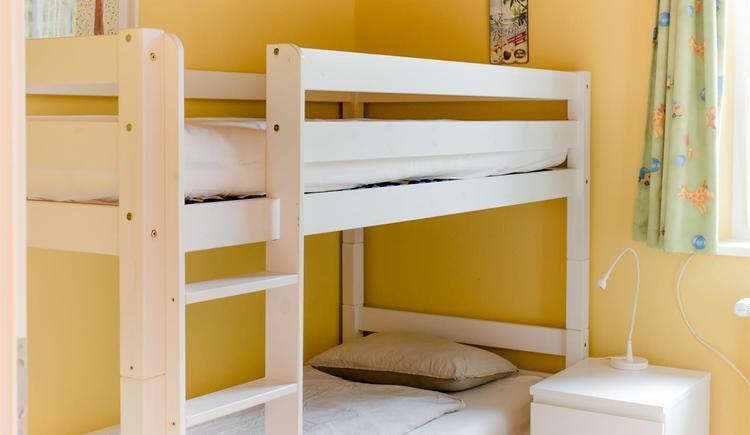 Kinderzimmer Mountain View I (© Ferienhaus Mountain View)