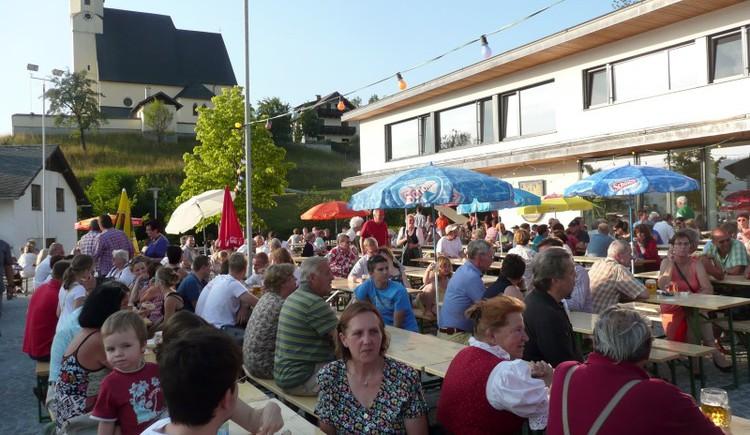 Sommerfest in Steinbach am Attersee