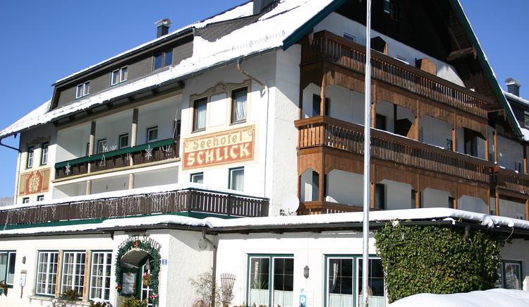 Seehotel Schlick (© Fuschlsee Tourismus GmbH)
