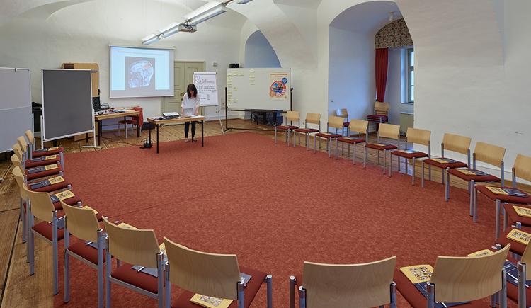 Schloss Weinberg, Seminarraum Bruckner