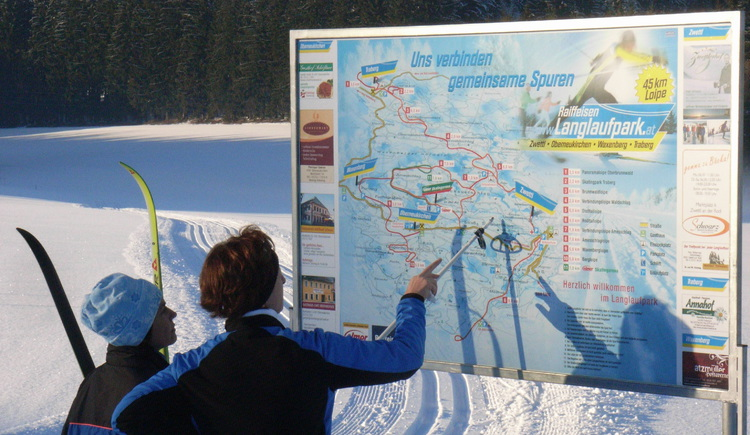 7 km pures Vergnügen! (© TV Oberneukirchen)