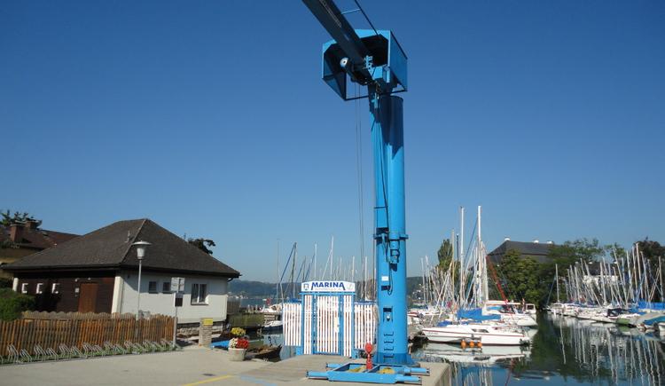 Marina 1 (© Ferienregion Attersee-Salzkammergut)
