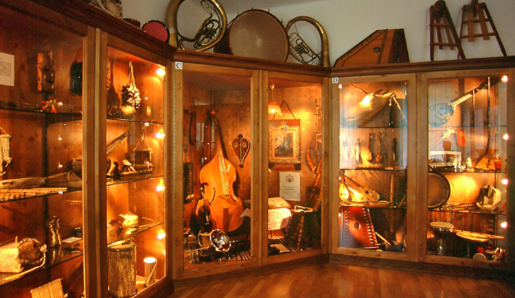 Musikinstrumentemuseum St. Gilgen (© WTG)