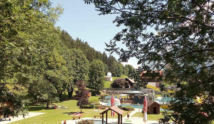Alpenbad Bad Mitterndorf (© TVB Ausseerland - Salzkammergut/Johanna Provatopoulos)