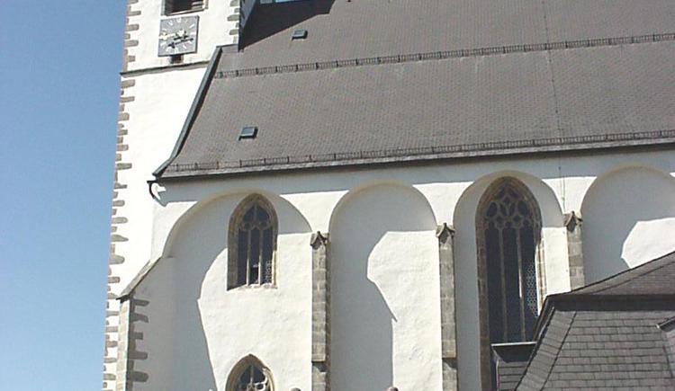 Pfarrkirche Kefermarkt