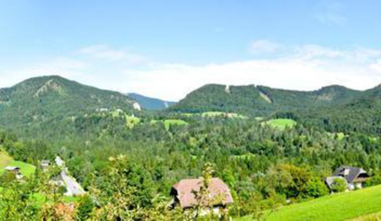 Panorama Strumberg Ochsenberg (© Thierfeld)