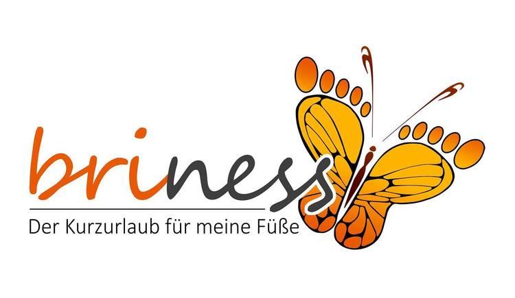 Logo briness. (© Brigitte Werren)