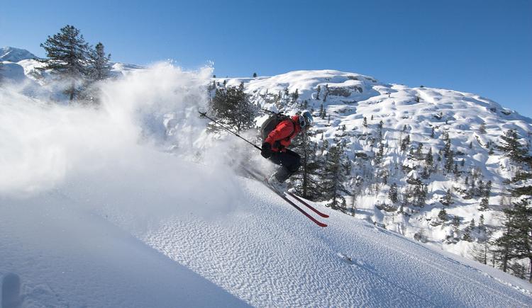 skier. (© OOE Tourismus/Erber)