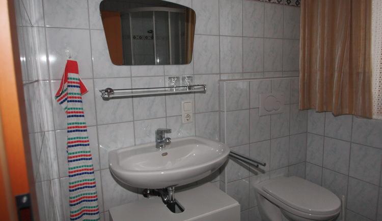 Ferienwohnung Reiter Lotte, Badezimmer